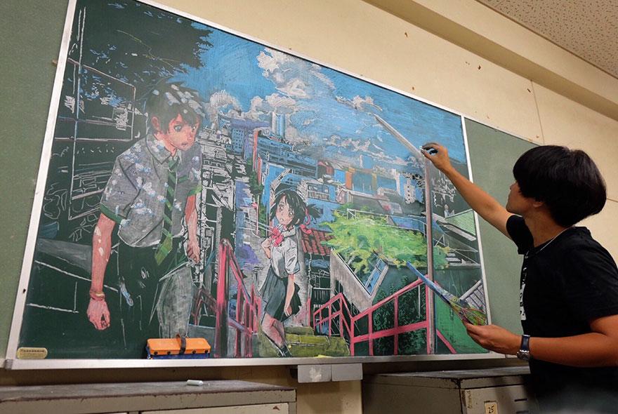 arte-tiza-pizarra-profesor-hirotaka-hamasaki (2)