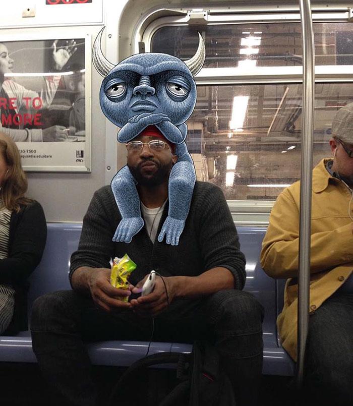 dibujos-monstruos-metro-nueva-york-ben-rubin (3)
