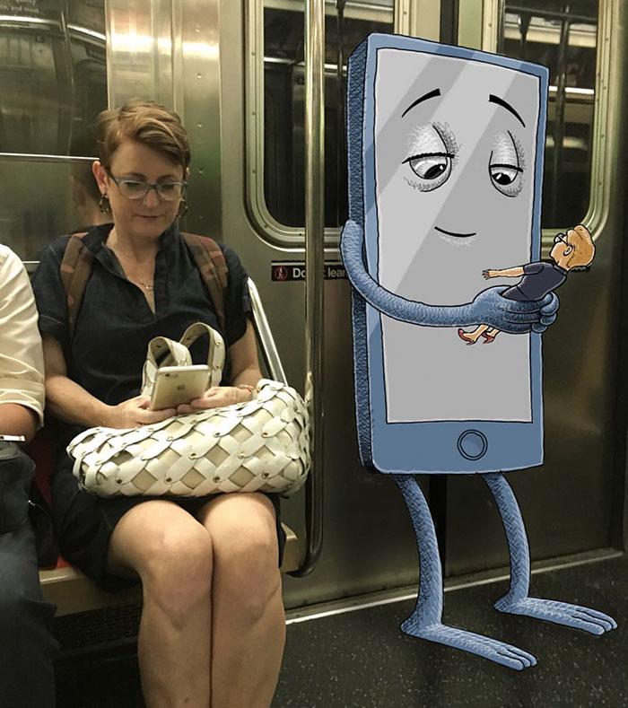 dibujos-monstruos-metro-nueva-york-ben-rubin (9)