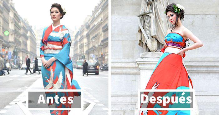 Las novias japonesas transforman sus kimonos tradicionales en ...