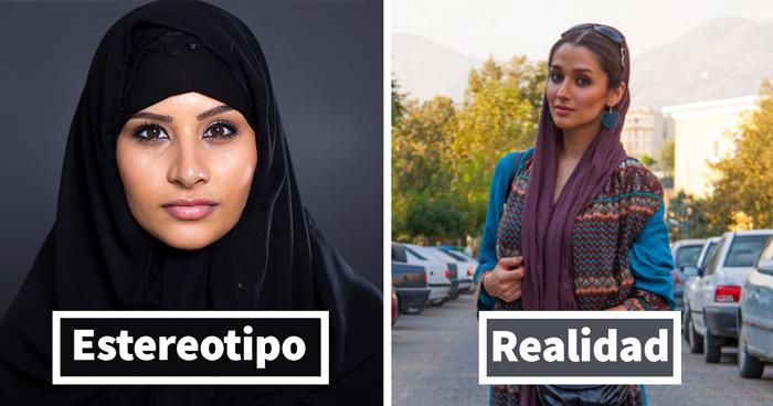 15 Fotos de la moda urbana en Irán que destruirán tus estereotipos