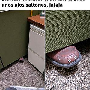 Zapato Con Ojos