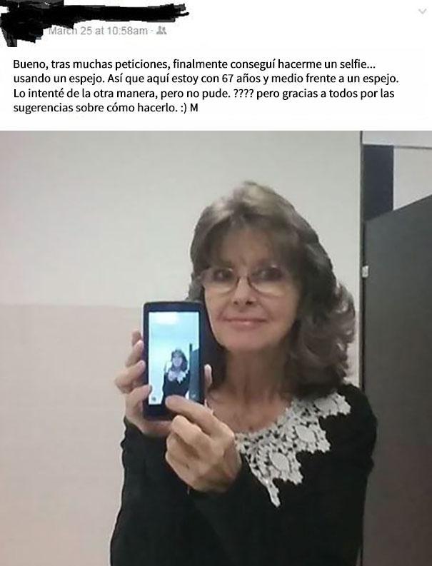 Primer Selfie