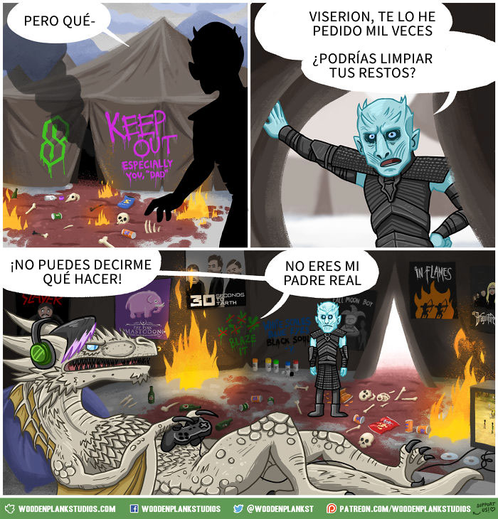 Juego De Tronos, Temporada 7, Episodio 6