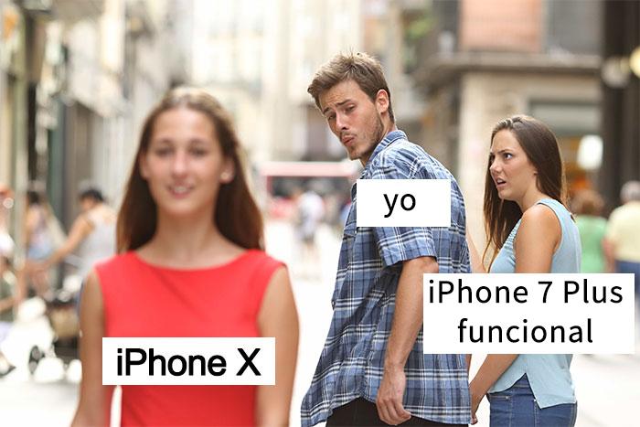 10+ Divertidas reacciones al nuevo Iphone X que no gustarán a los fans de Apple