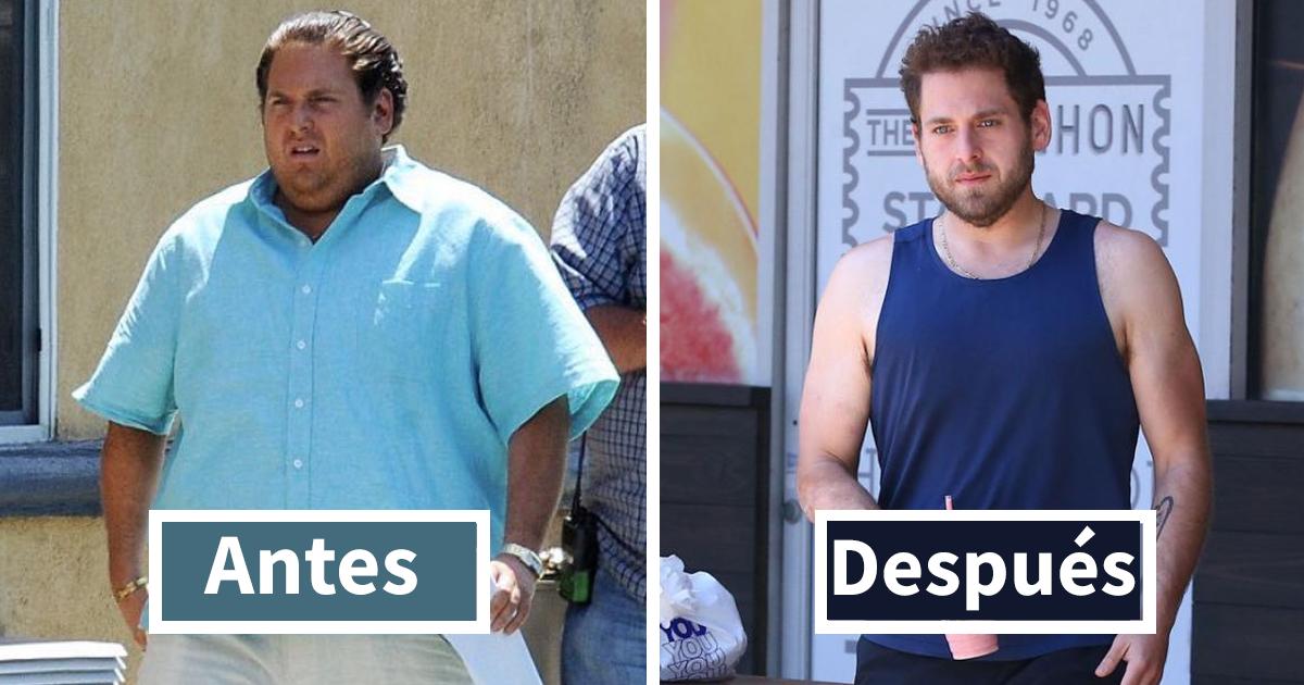 10+ Fotos increíbles de antes y después de perder peso que no creerás que son la misma persona