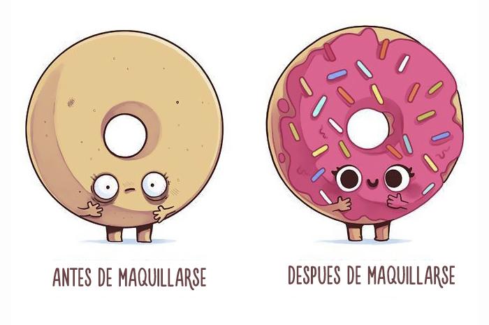 20+ Ingeniosas y divertidas ilustraciones del artista español Nacho Diaz