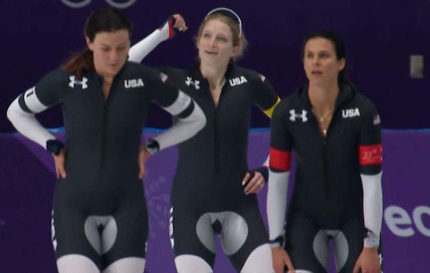 Estos Uniformes Olímpicos. ¿por Qué?