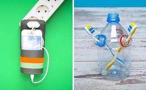 16 Formas Útiles De Reutilizar Botellas De Plástico