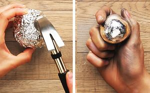 27 Trucos E Ideas Caseras Con Papel De Aluminio Que Debes Conocer