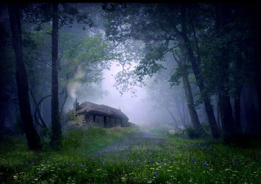 20 Casas Perdidas Para Almas Solitarias