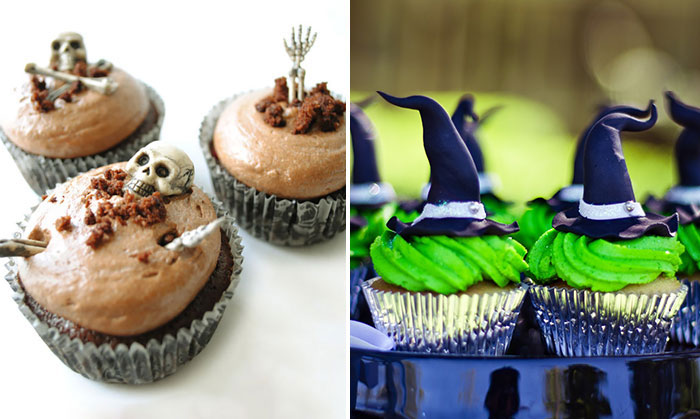Pastelitos Tan Deliciosos Como Terroríficos Para Halloween