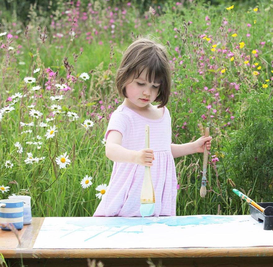 iris-grace-pintora-autista-edad-5-9