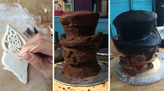 En El Concurso Threadcakes Participan Las Tartas Más Íncreibles Que Hayas Visto