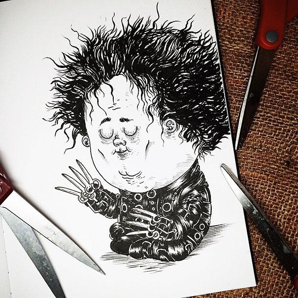 dibujos-bebes-terrorificos-alex-solis-16