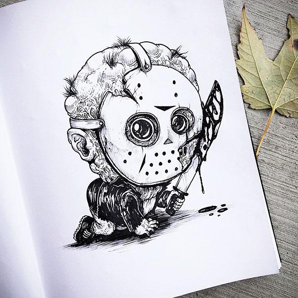 dibujos-bebes-terrorificos-alex-solis-4