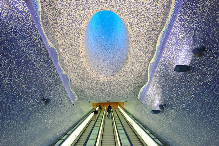 Las Estaciones De Metro Más Hermosas Del Mundo