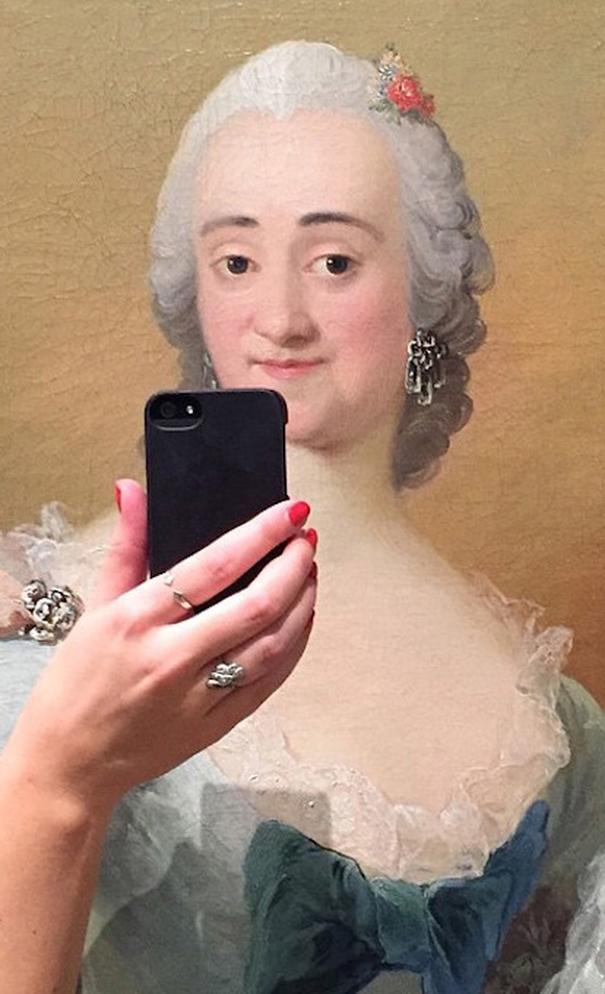 selfies-retratos-museos-2