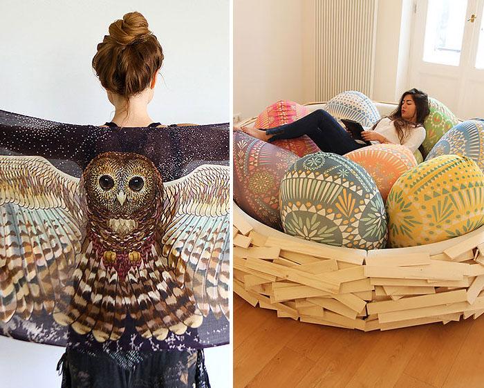 20 regalos creativos para amantes de las aves