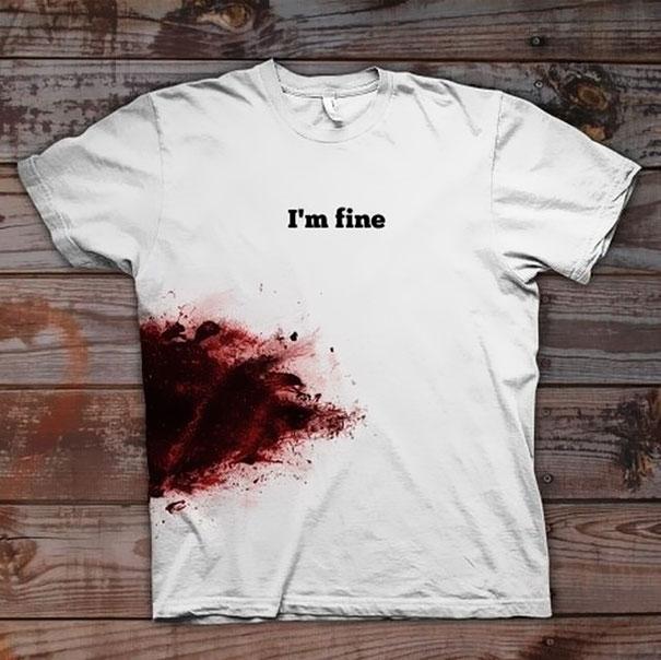 c5085684c4a37 Los 30 diseños más creativos de camisetas