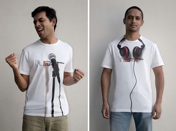 Los 30 Disenos Mas Creativos De Camisetas Bored Panda
