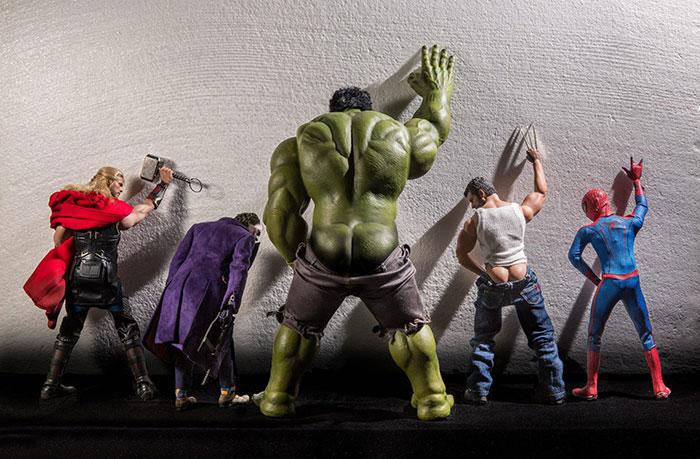 La vida secreta de los superhéroes de juguete, por Edy Hardjo