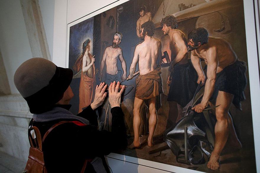 pinturas-clasicas-relieve-ciegos-museo-prado-madrid (8)