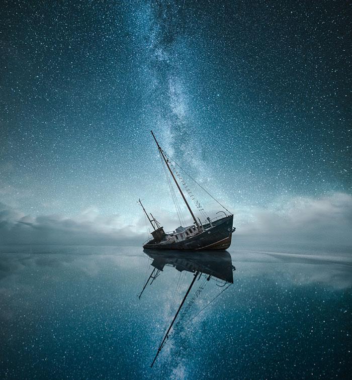 20 Fotos de cielos estrellados absolutamente maravillosas