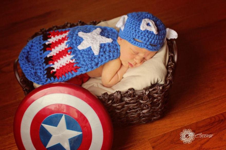 Cosas Frikis Para Bebes.22 Recien Nacidos Siguiendo Los Pasos Frikis De Sus Padres