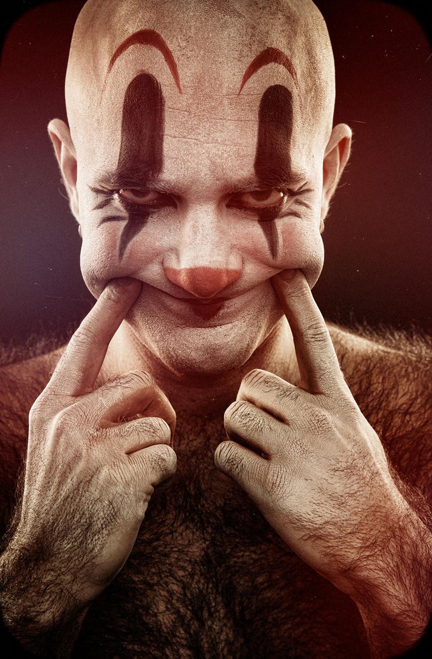 clownville-retratos-macabros-payasos-eolo-perfido (10)