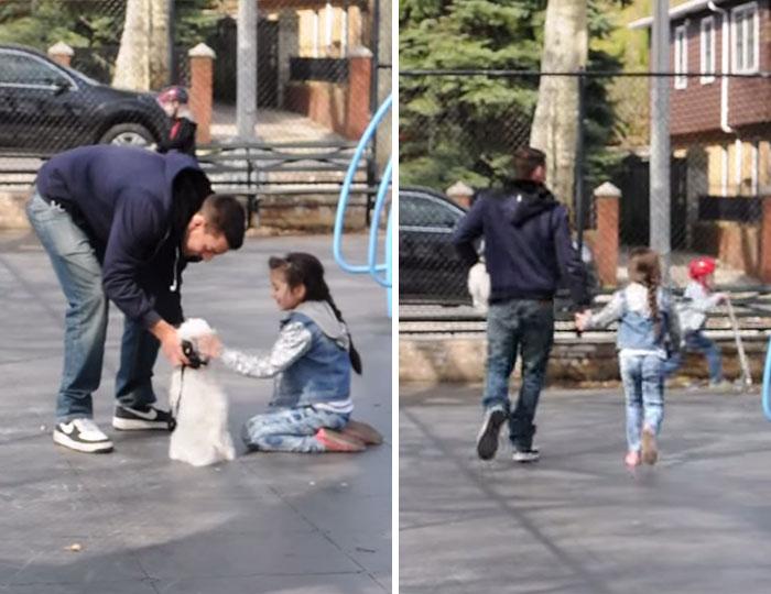 Este impactante experimento social muestra lo fácil que es llevarse a un niño