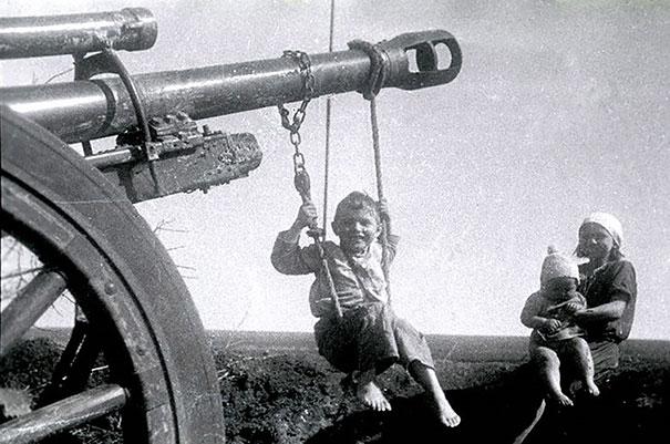 20 Fotos Historicas Que Demuestran Que Los Ninos No Han Cambiado
