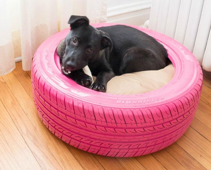 15 Ideas ingeniosas para reutilizar y reciclar los neumáticos viejos