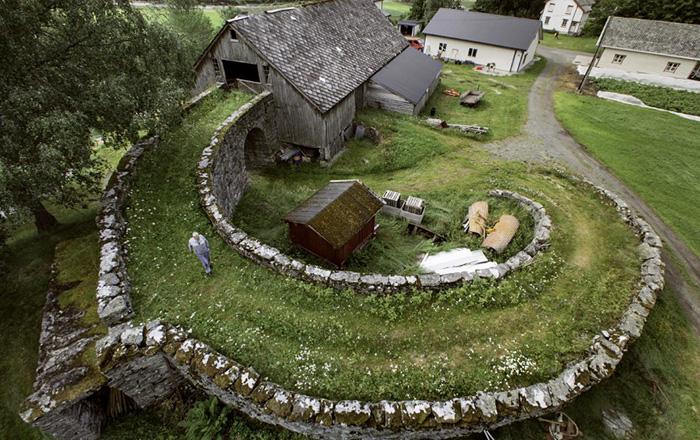 18 Fotos de la arquitectura fantástica de Noruega