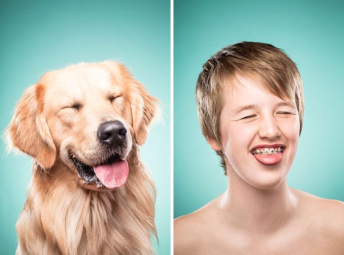 De tal dueño, tal perro: Capto a los dueños imitando a sus mejores amigos