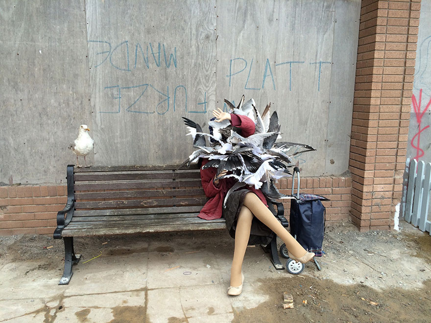 Dismaland, por Banksy: Echa un ojo a la versión de pesadilla de Disneylandia