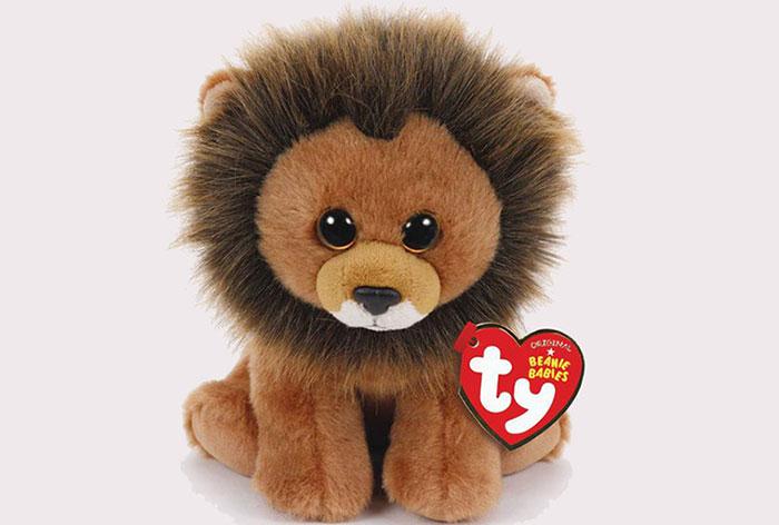 El león Cecil se convertirá en un peluche cuyos beneficios irán en su totalidad a conservar la vida salvaje