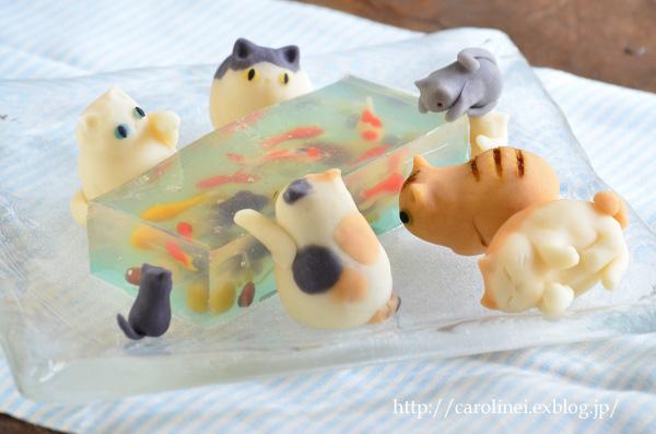 gatos-caramelo-peces-gelatina-postre (7)