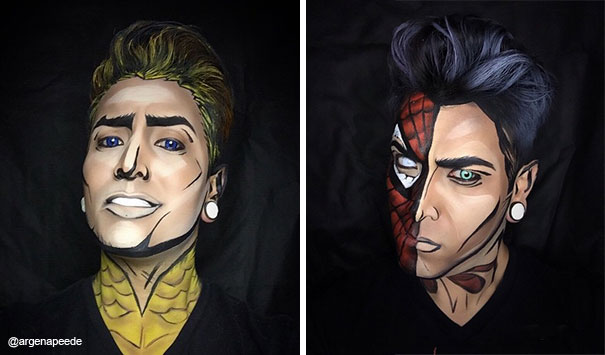 maquillaje-bodypaint-superheroes-argenis-pinal (12)