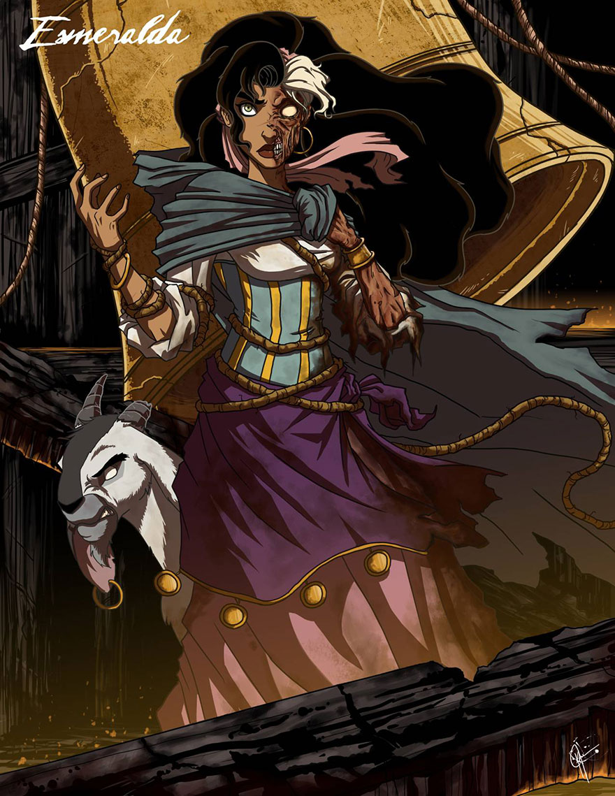 princesas-disney-oscuras-jeffrey-thomas (1)