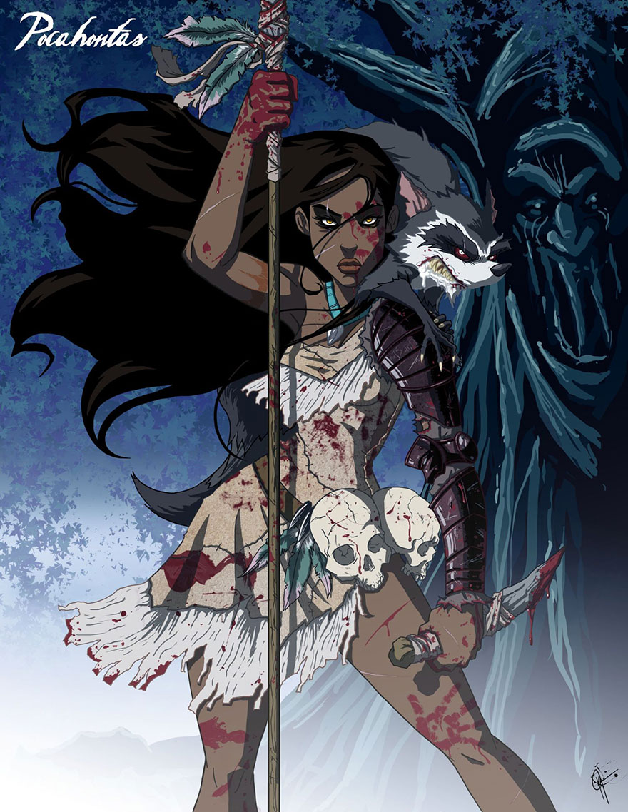 princesas-disney-oscuras-jeffrey-thomas (5)