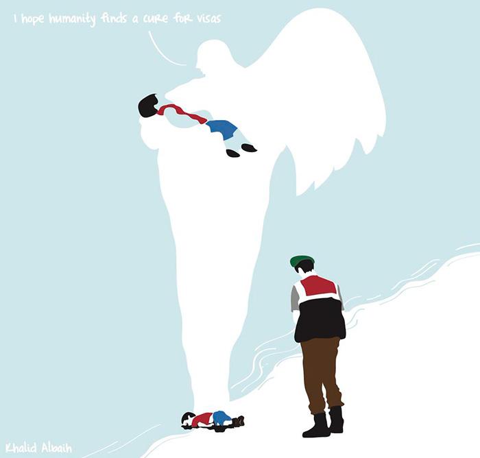 respuesta-artistica-nino-refugiado-sirio-ahogado (11)