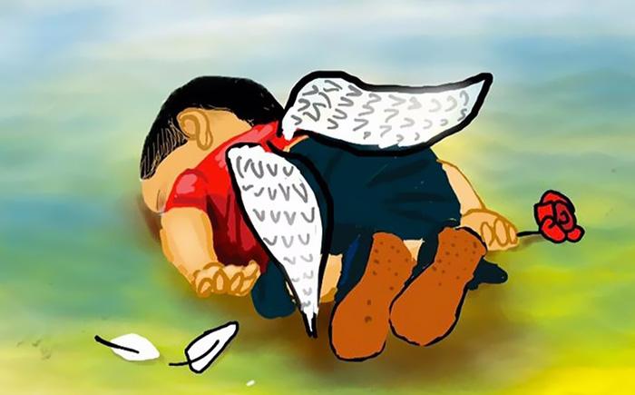 respuesta-artistica-nino-refugiado-sirio-ahogado (13)