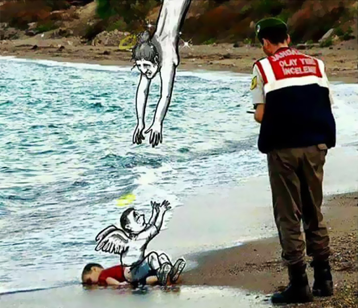 respuesta-artistica-nino-refugiado-sirio-ahogado (21)