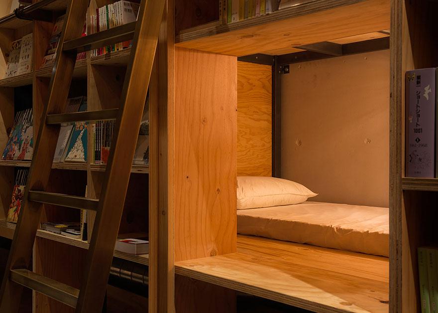hotel-libreria-book-bed-tokyo (7)