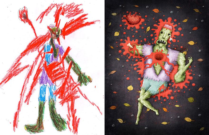 dibujos-infantiles-monstruos-artistas-monster-project (19)
