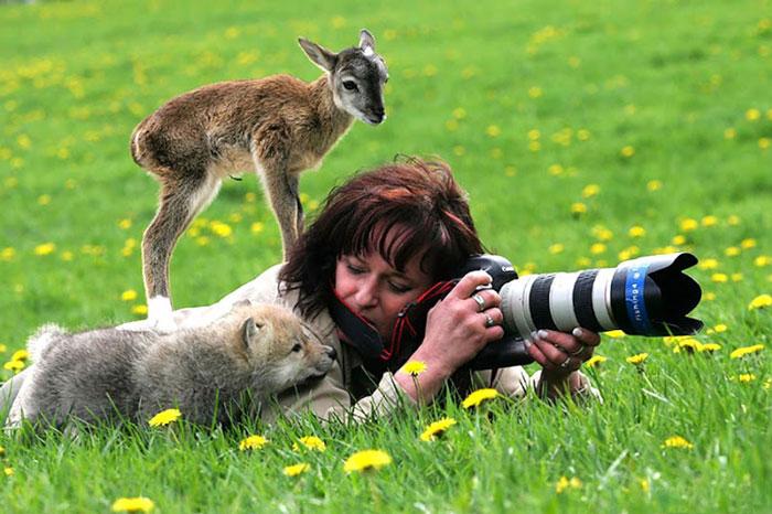 25 Razones por las que ser fotógrafo de la naturaleza es el mejor trabajo del mundo