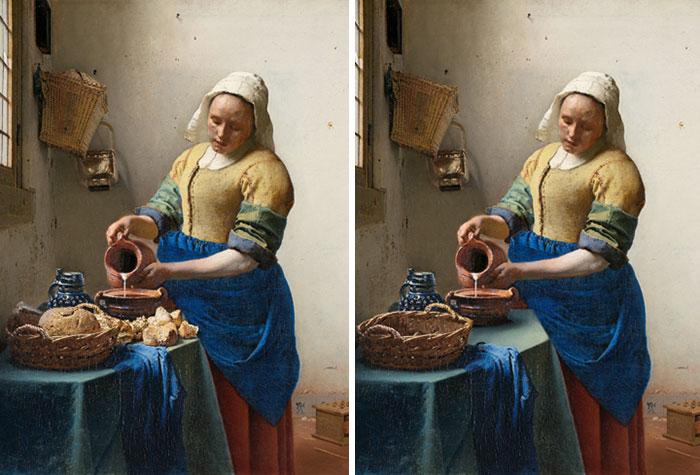 El museo sin gluten te permite disfrutar de famosas obras de arte sin gluten