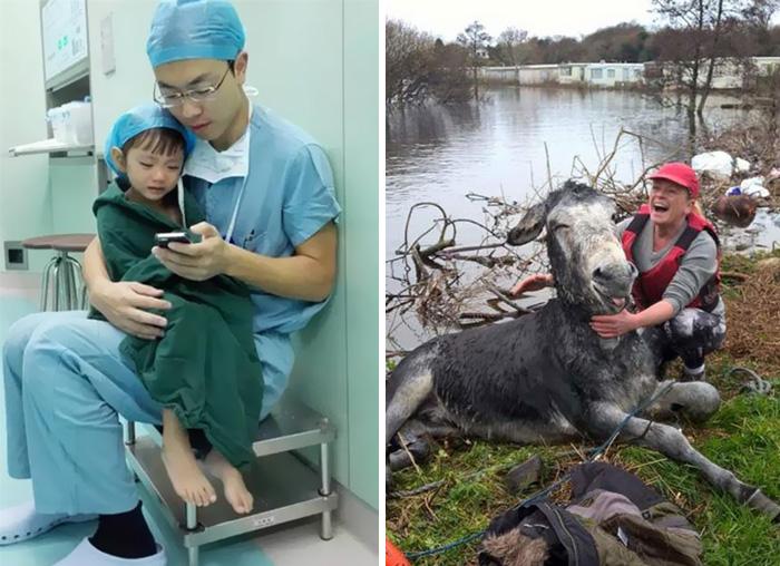 18 Fotos que demuestran que el 2015 no ha sido tan horrible después de todo