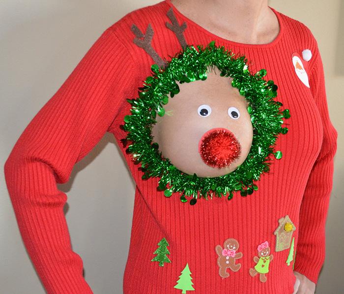 Los 15 jerséis navideños más feos que existen